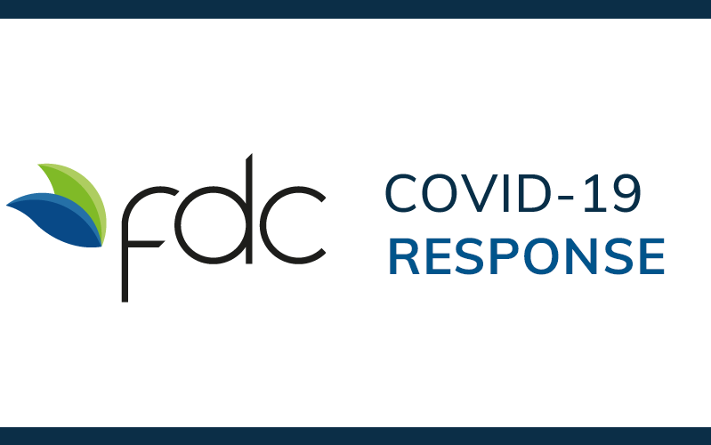 FDC responds to COVID-19