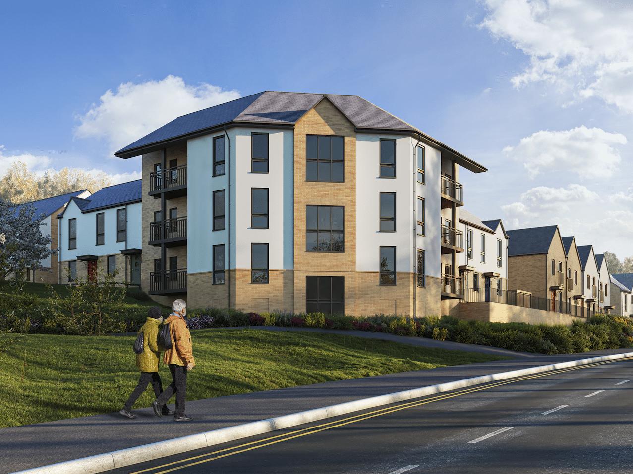 WMCA property funding brings forward 46 homes in telford.